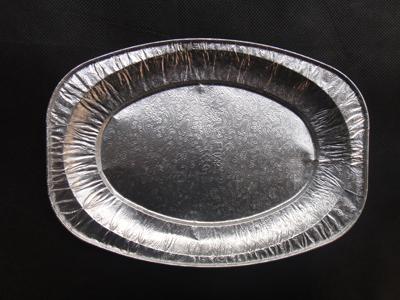 半刚性铝箔容器模具